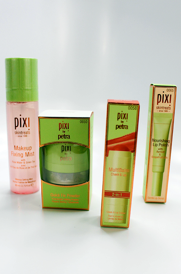 Pixi Summer Makeup Essentials || Southeast by Midwest #beauty #bbloggers #beautyguru #pixibeauty