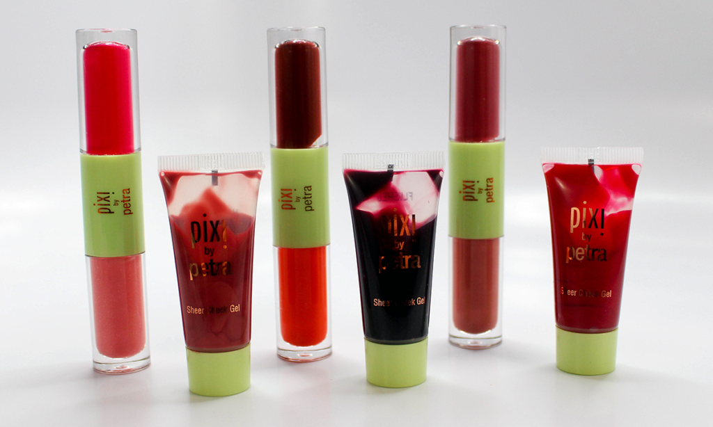 Pixi Sheer Beauty Products
