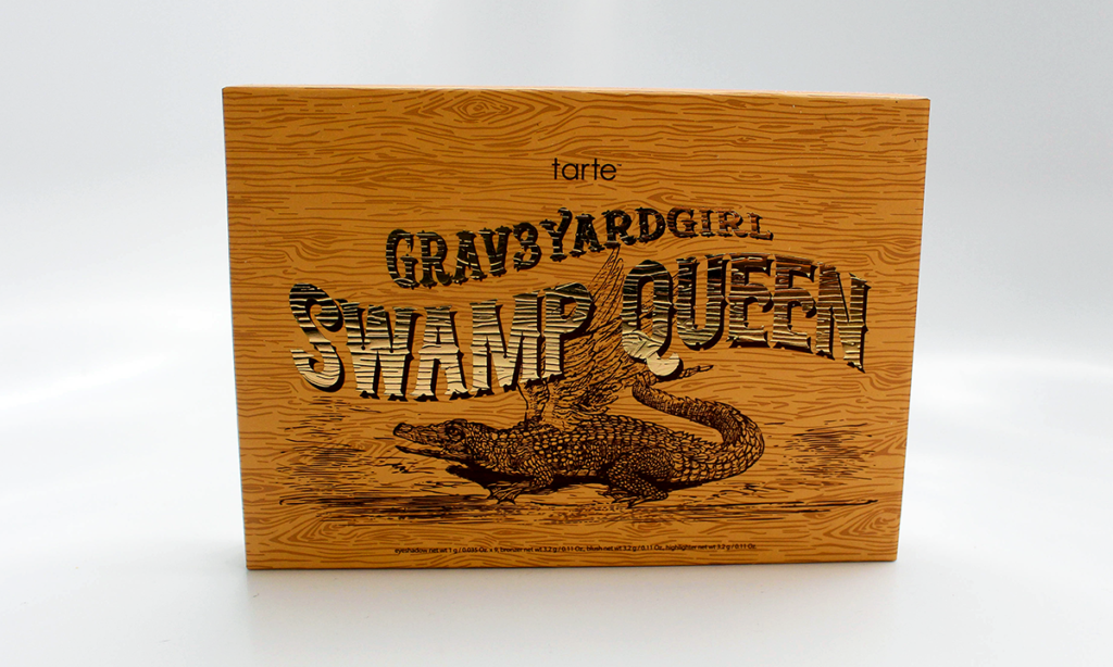 Tarte Swamp Queen Eyeshadow Palette Review