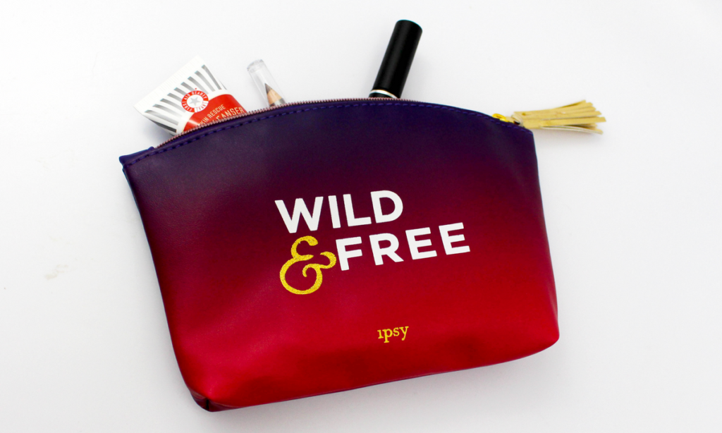 August Ipsy Bag Reveal