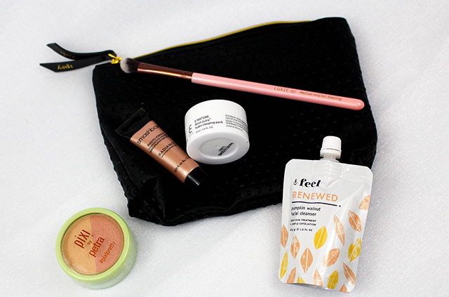 October Ipsy Bag Review September Bag || Southeast by Midwest #ipsy #beauty #beautyguru #bbloggers