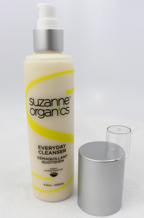 Suzanne Somers Organics Beauty Cleanser || Southeast by Midwest #ad #beauty #bbloggers #beautyguru #PRIMPLovesSuzanne #SuzanneSomers #SuzanneOrganics