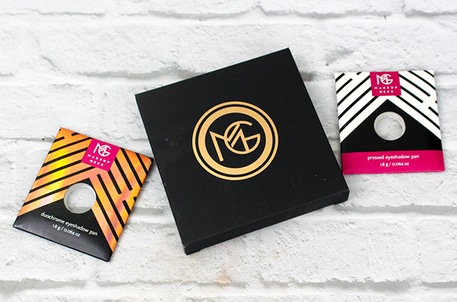 Makeup Geek Custom Palette Packaging || Southeast by Midwest #makeupgeek #beauty #bbloggers #beautyguru