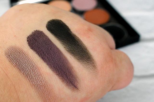 Makeup Geek Starter Kit Bundle Swatch 3    Southeast by Midwest #makeupgeek #beauty #bbloggers #beautyguru