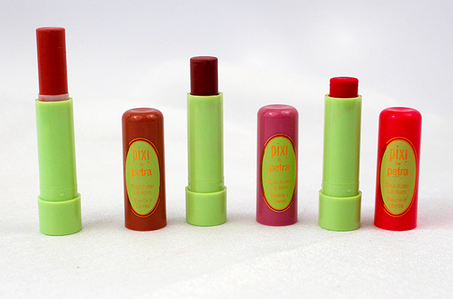 Pixi Lip Products Shea Butter Lip Balm || Southeast by Midwest #pixi #PixiPerfectPout #beauty #bbloggers #beautyguru