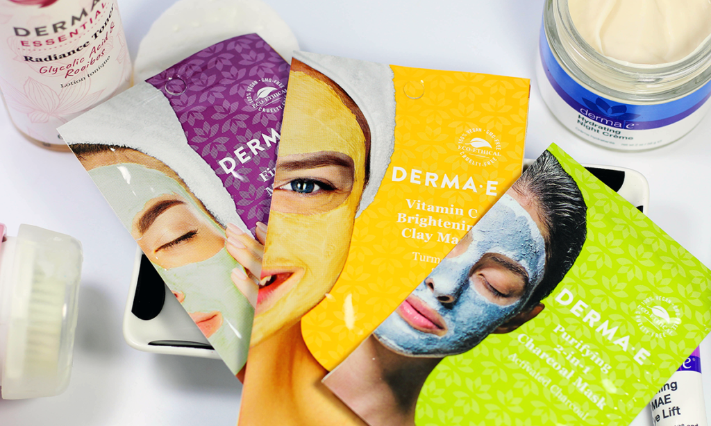 Derma E Face Masks Review