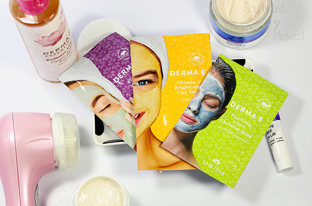 Derma E Face Masks Review Final Thoughts || Southeast by Midwest #dermae #dermaesocial #beauty #bbloggers #beautyguru #skincare