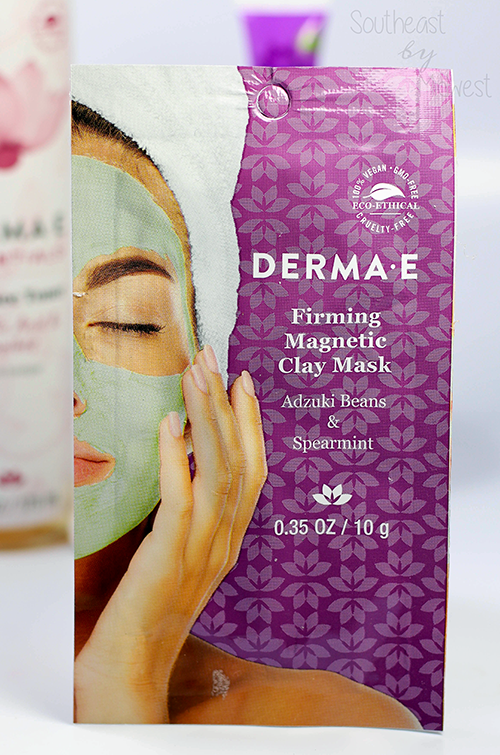 Derma E Face Masks Review Firming Magnetic Clay Mask || Southeast by Midwest #dermae #dermaesocial #beauty #bbloggers #beautyguru #skincare