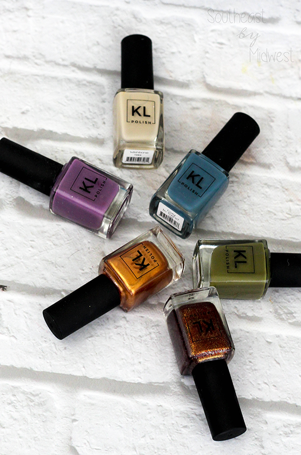KL Polish 70's Vibes Collection || Southeast by Midwest #beauty #bbloggers #beautyguru #klpolished #klpolish