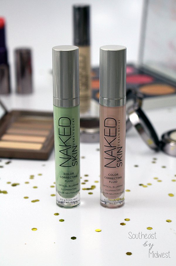Urban Decay Naked Skin Color Corrector Review || Southeast by Midwest #beauty #bbloggers #beautyguru #urbandecay