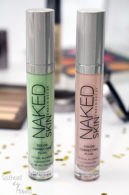 Urban Decay Naked Skin Color Corrector Review Up Close || Southeast by Midwest #beauty #bbloggers #beautyguru #urbandecay