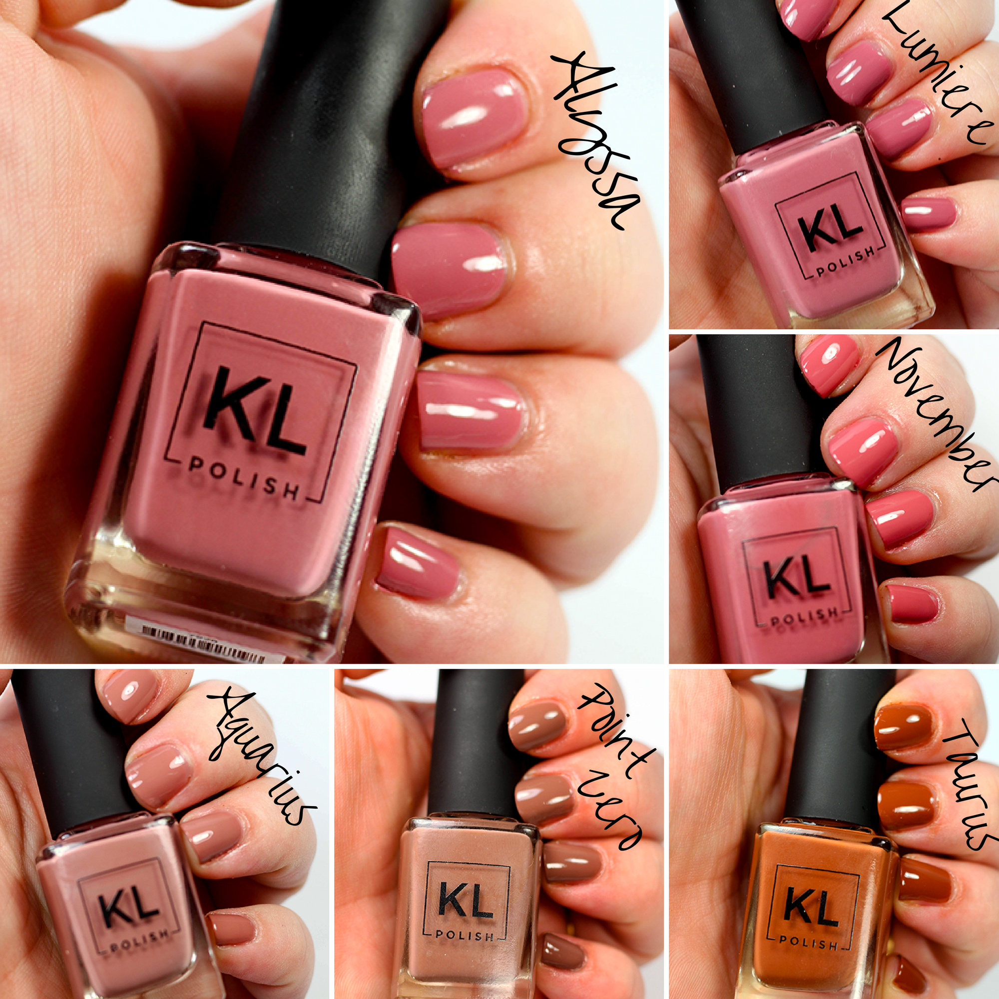 KL Polish Lips and Tips Collection - Southeast by Midwest