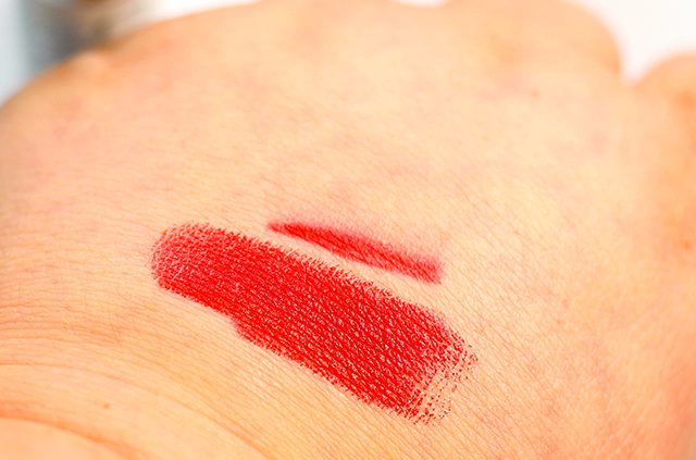 MAC x Patrick Starrr Patrick Woo Lipstick and Liner Swatch || Southeast by Midwest #beauty #bbloggers #beautyguru #macpatrickstarrr