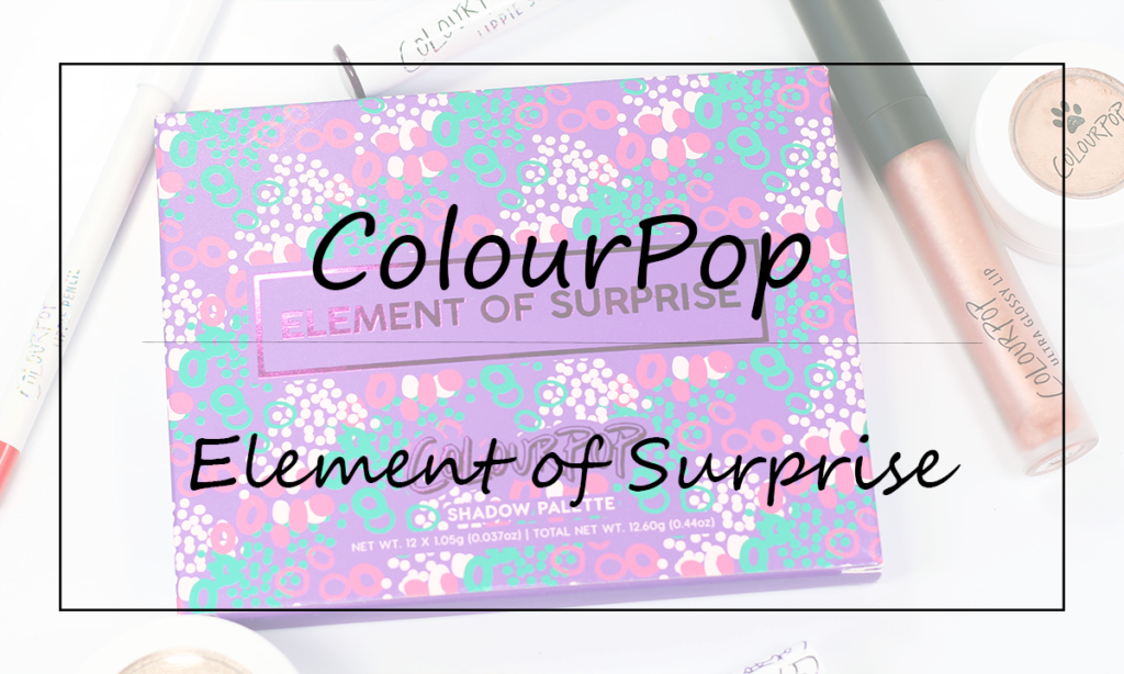ColourPop Element of Surprise Palette Review Featured Image || Southeast by Midwest #beauty #bbloggers #beautyguru #colourpop #ColourPopMe