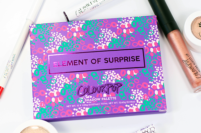 ColourPop Element of Surprise Palette Review Final Thoughts || Southeast by Midwest #beauty #bbloggers #beautyguru #colourpop #ColourPopMe