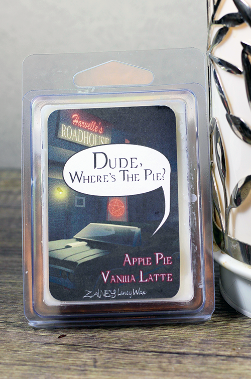 Zainey Laney February and March Wax Melts Plus Sprays Dude Where's the Pie? || Southeast by Midwest #zaineylaneywax #waxmelts