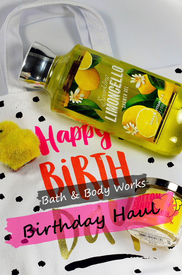 Bath and Body Works Birthday Haul || Southeast by Midwest #bathandbodyworks #haul