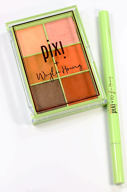Pixi Dimensional Eye Creator Kit Review and Swatches Both Products || Southeast by Midwest #beauty #bbloggers #beautyguru #pixibeauty #pixixweylie