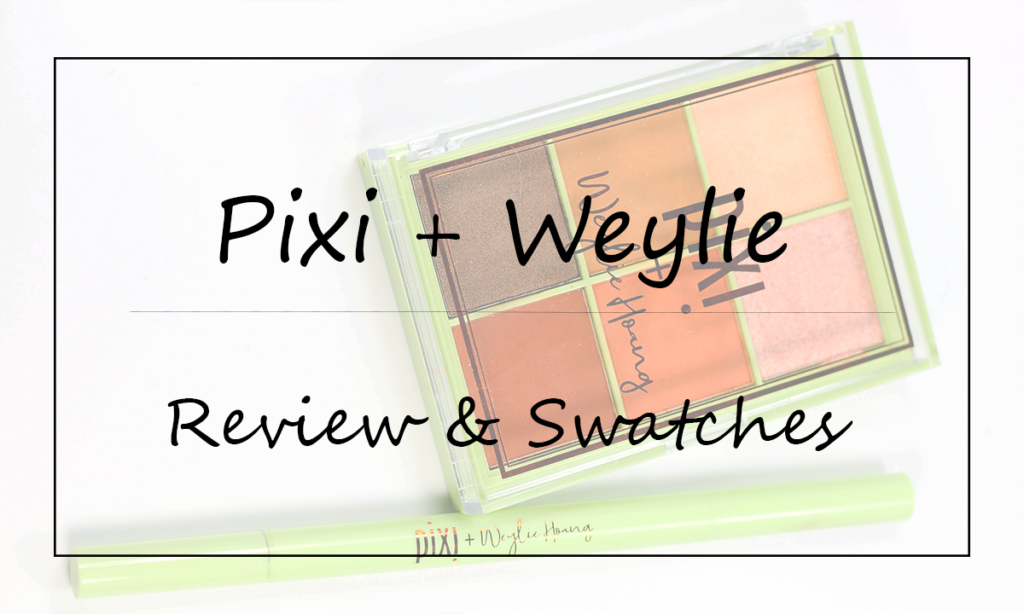 Pixi Dimensional Eye Creator Kit Review and Swatches Featured Image || Southeast by Midwest #beauty #bbloggers #beautyguru #pixibeauty #pixixweylie