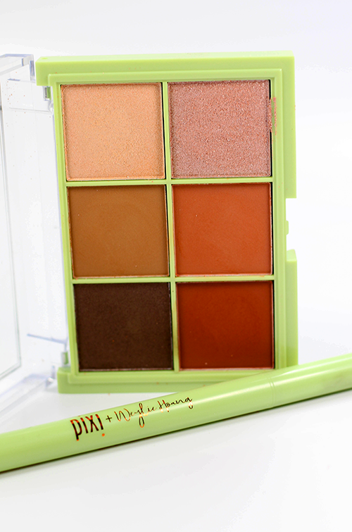 Pixi Dimensional Eye Creator Kit Review and Swatches Final Thoughts || Southeast by Midwest #beauty #bbloggers #beautyguru #pixibeauty #pixixweylie