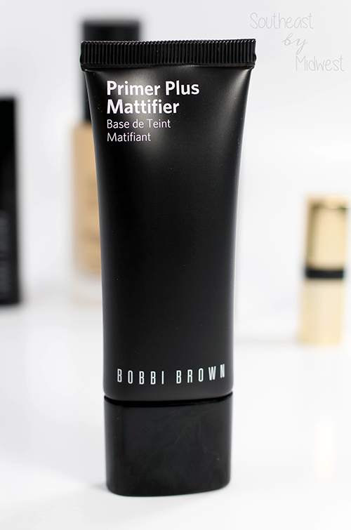 Bobbi Brown Primer Plus Mattifier Review Packaging || Southeast by Midwest #ad #bobbibrown #beauty #bblogger #bbloggers