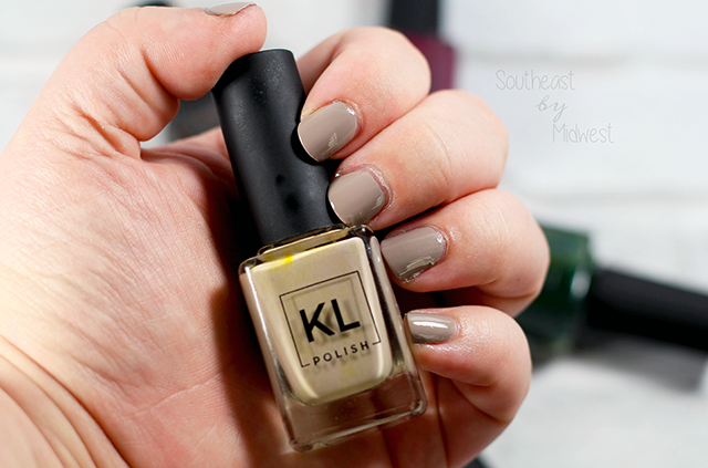 KL Polish Winter Glamourland Collection Review and Swatches Graham || Southeast by Midwest #klpolished #klpolished #manimonday #beauty #bblogger #bbloggers #beautyguru