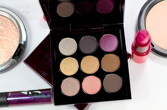 MAC Aaliyah Eye Shadow Palette Review and Swatches Open    Southeast by Midwest #AaliyahforMac #maccosmetics #beauty #bbloggers #bblogger