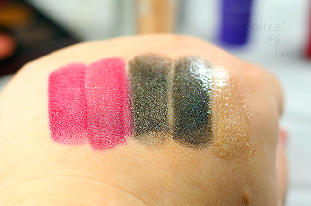 MAC Aaliyah Lipsticks and Lipglass Review and Swatches Final Thoughts || Southeast by Midwest #AaliyahforMac #maccosmetics #beauty #bbloggers #bblogger