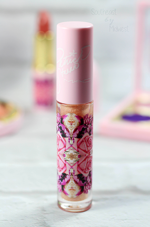 MAC x Patrick Starrr Me So Chic Review Lipglass || Southeast by Midwest #MACPatrickStarrr #maccosmetics #beauty #bbloggers
