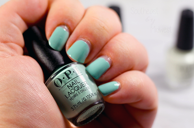 OPI Grease Mini Nail Polish Set Review Was It All Just a Dream? Swatch || Southeast by Midwest #OPI #OPIxGrease #ManiMonday #beauty #bbloggers