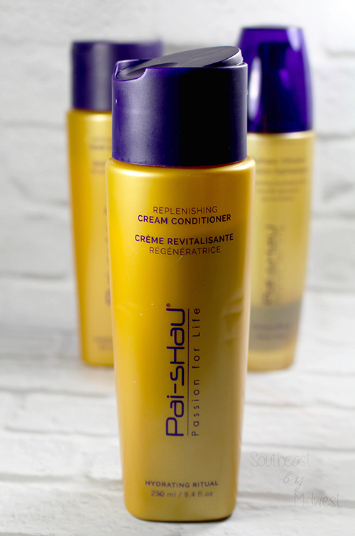 Pai-Shau Hair Care Review Conditioner || Southeast by Midwest #prsample #PaiShau #TeaForHair #beauty #bbloggers #haircare