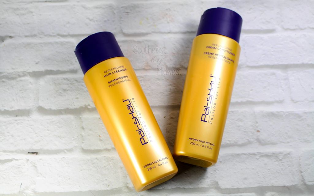Pai-Shau Hair Care Review Featured Image || Southeast by Midwest #prsample #PaiShau #TeaForHair #beauty #bbloggers #haircare