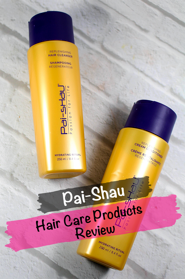Pai-Shau Hair Care Review || Southeast by Midwest #prsample #PaiShau #TeaForHair #beauty #bbloggers #haircare