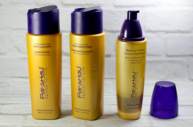 Pai-Shau Hair Care Review Products Opened || Southeast by Midwest #prsample #PaiShau #TeaForHair #beauty #bbloggers #haircare