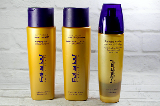 Pai-Shau Hair Care Review Products || Southeast by Midwest #prsample #PaiShau #TeaForHair #beauty #bbloggers #haircare