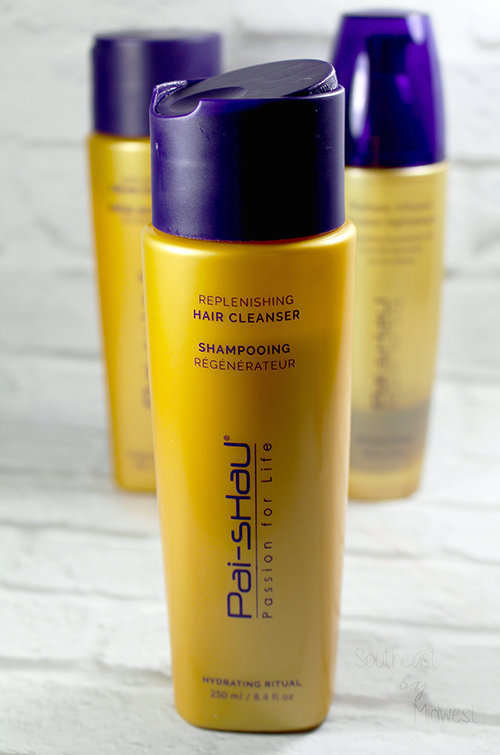 Pai-Shau Hair Care Review Shampoo || Southeast by Midwest #prsample #PaiShau #TeaForHair #beauty #bbloggers #haircare