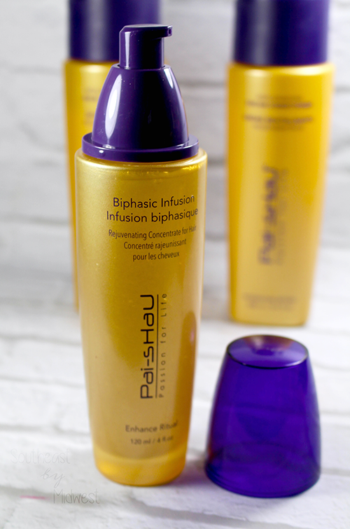 Pai-Shau Hair Care Review Treatment || Southeast by Midwest #prsample #PaiShau #TeaForHair #beauty #bbloggers #haircare
