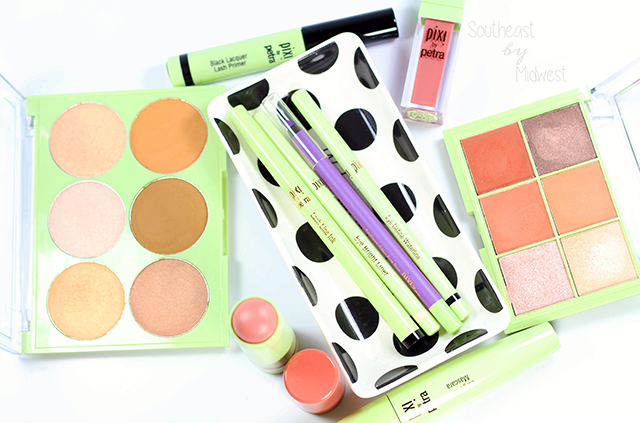 Pixi Eyeliners Review and Swatches About Pixi || Southeast by Midwest #pixibeauty #prsample #beauty #bblogger #bbloggers