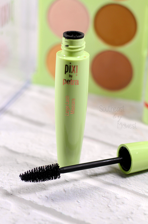 Pixi Large Lash Mascara Review About Product || Southeast by Midwest #pixibeauty #beauty #bbloggers #bblogger #beautyguru