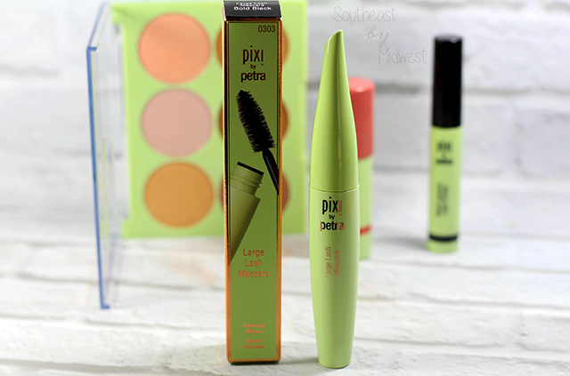 Pixi Large Lash Mascara Review Final Thoughts || Southeast by Midwest #pixibeauty #beauty #bbloggers #bblogger #beautyguru