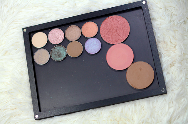 GlamTech Magnetic Palette Review Palette || Southeast by Midwest #glamtech #beautytools #bbloggers