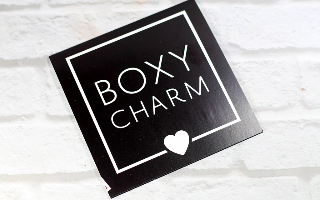 July Boxycharm Unboxing and June Review