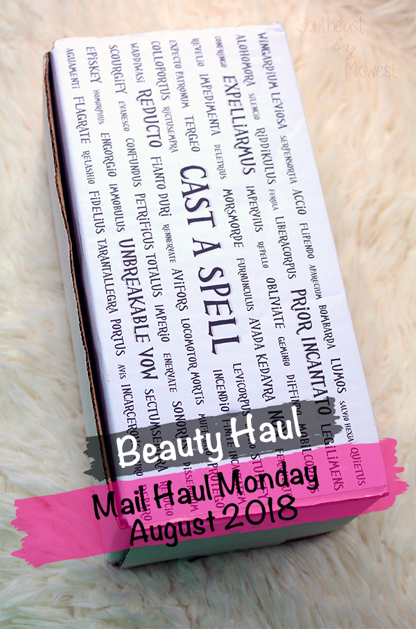 Mail Haul Monday for August || Southeast by Midwest #mailhaulmonday #beautyhaul #bbloggers