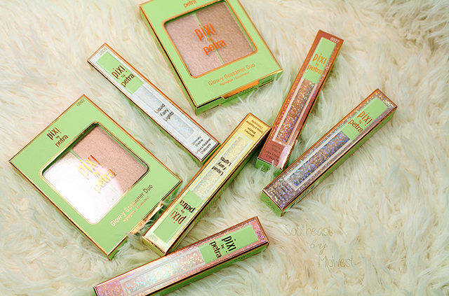 Mail Haul Monday for August Pixi Glow Products || Southeast by Midwest #mailhaulmonday #beautyhaul #bbloggers