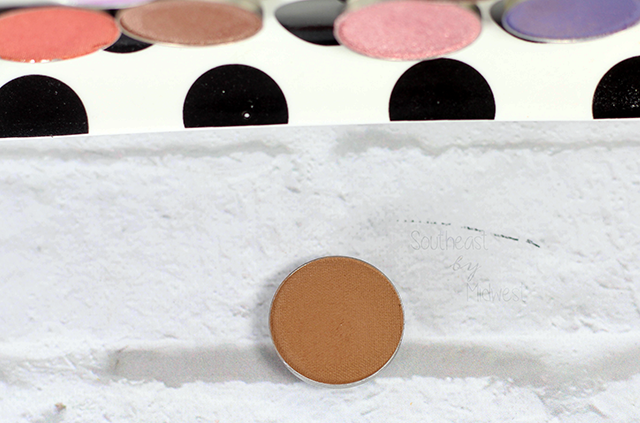 Makeup Geek Eye Shadow Haul Creased || Southeast by Midwest #makeupgeek #beautyhaul #bbloggers
