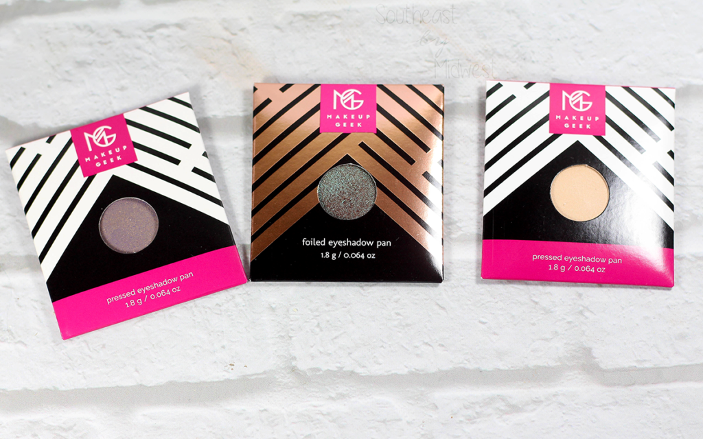 Makeup Geek Eye Shadow Haul Featured Image || Southeast by Midwest #makeupgeek #beautyhaul #bbloggers