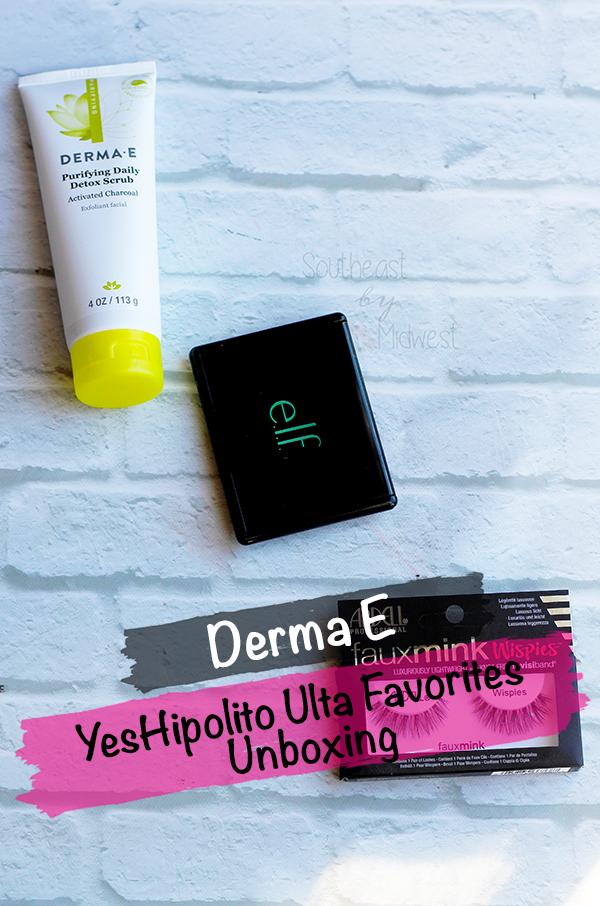 Derma E YesHipolito Ulta Favorites || Southeast by Midwest #dermae #ultabeauty #beauty #bbloggers #beautybloggers
