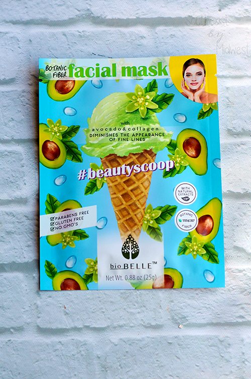 Derma E YesHipolito Ulta Favorites biobelle Face Mask || Southeast by Midwest #dermae #ultabeauty #beauty #bbloggers #beautybloggers