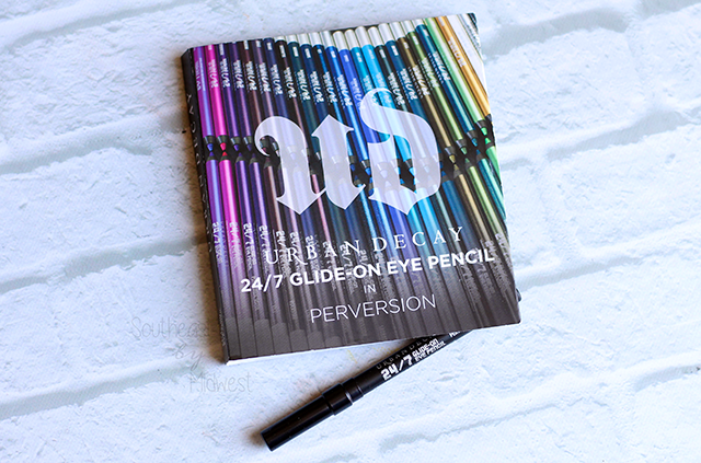 Foiled Again: Using Up Samples Intro Urban Decay 24/7 Glide-On Eye Pencil || Southeast by Midwest #foiledagain #beautysamples #bbloggers #beauty