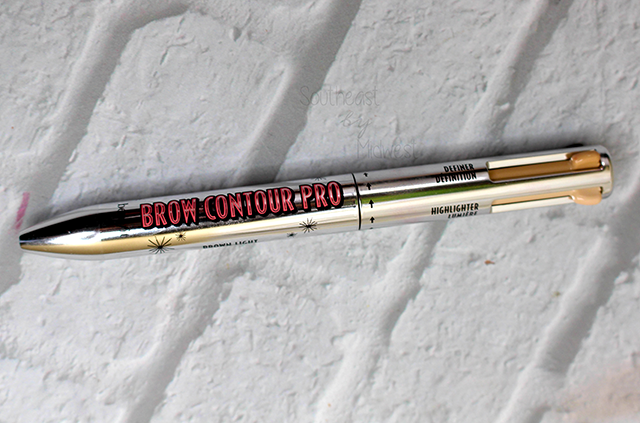 Benefit Brow Contour Pro Pencil Review About Pencil || Southeast by Midwest #beauty #bbloggers #benefit #benefitbrows #browcontourpro